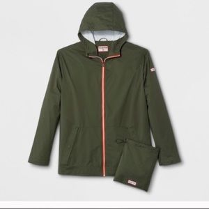 NWT Hunter for Target Rain Jacket